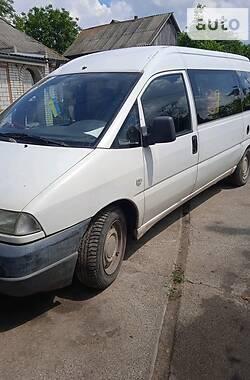 Минивэн Fiat Scudo пасс. 2001 в Бершади