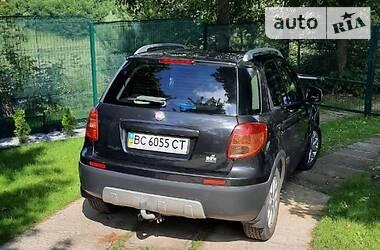 Fiat Sedici 2012 в Львове
