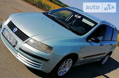 Fiat Stilo 2003 в Корсуне-Шевченковском