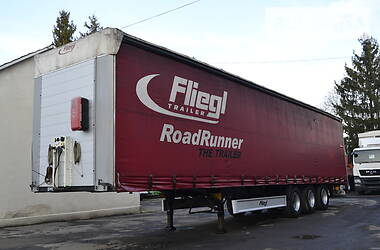 Fliegl SDS 350 2010 в Хусті