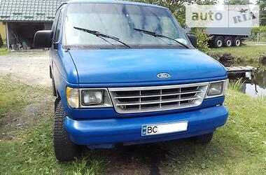 Ford Econoline 1992 в Львові