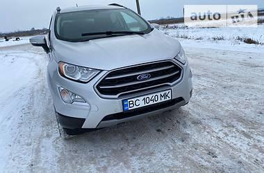 Ford EcoSport 2018 в Львові