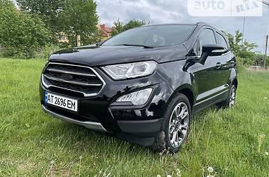 Внедорожник / Кроссовер Ford EcoSport 2019 в Львове