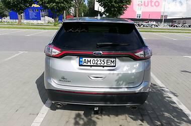 Позашляховик / Кросовер Ford Edge 2015 в Хмельницькому