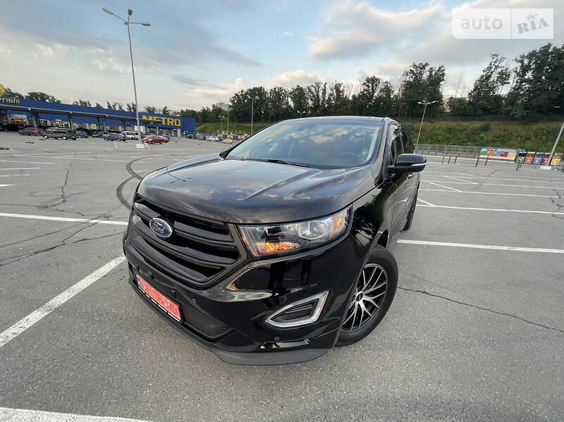 Внедорожник / Кроссовер Ford Edge 2018 в Харькове