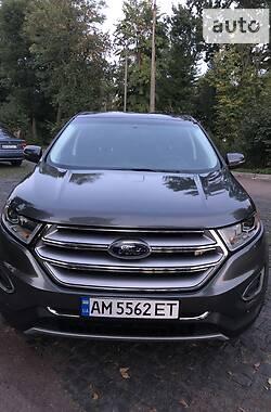 Внедорожник / Кроссовер Ford Edge 2016 в Киеве