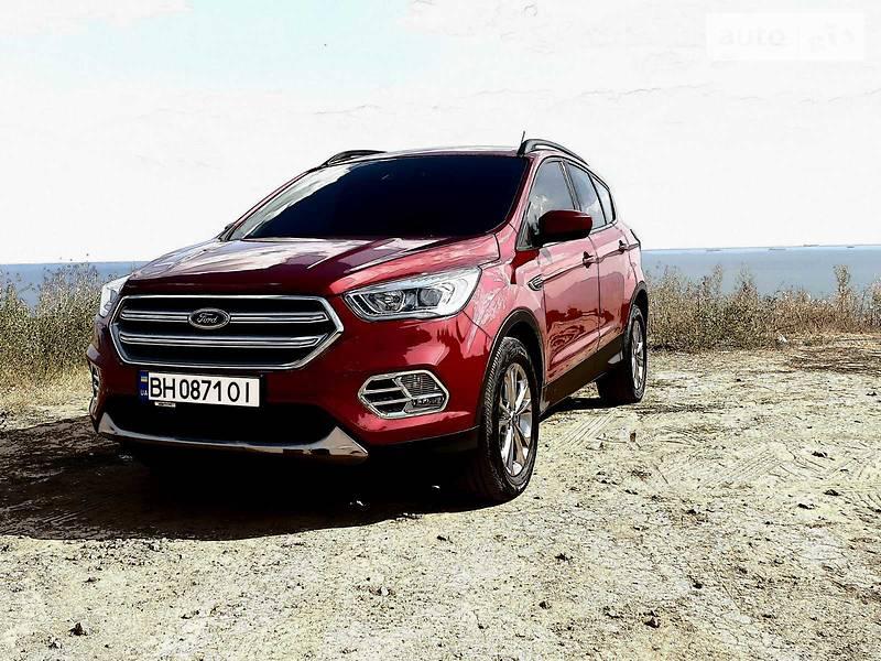 Внедорожник / Кроссовер Ford Escape 2018 в Одессе
