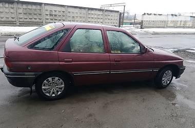 Ford Escort 1.4 газ бензин 1992