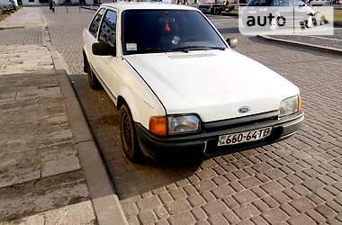 Ford Escort 1986 в Львове