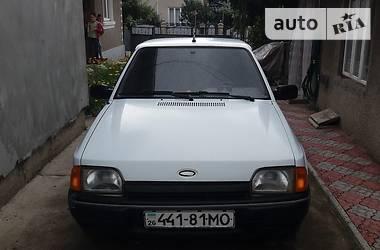 Ford Escort 1989 в Черновцах