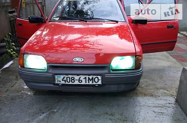 Ford Escort 1987 в Черновцах