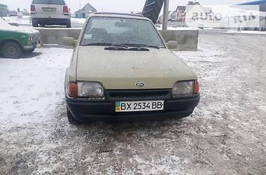 Ford Escort 1988 в Каменец-Подольском
