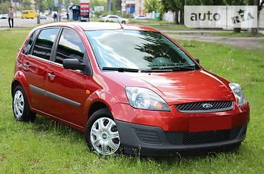 Ford Fiesta 2007 в Киеве