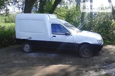 Ford Fiesta 1994 в Черкассах