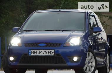 Ford Fiesta 2007 в Одесі