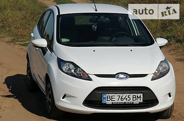 Ford Fiesta 2010 в Николаеве