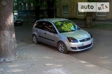 Ford Fiesta 2008 в Ужгороде