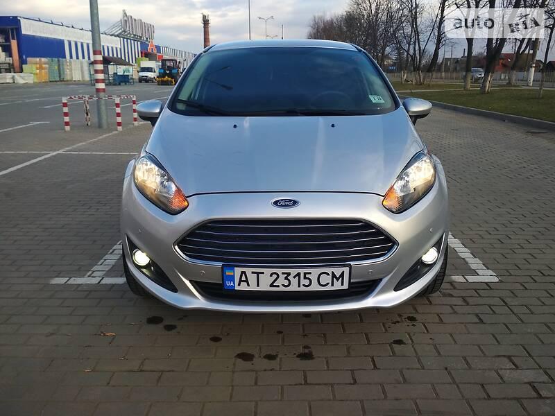 Ford Fiesta 2013 року в Івано-Франківську