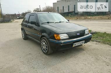 Ford Fiesta 1990 в Львове