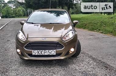 Ford Fiesta 2013 в Івано-Франківську