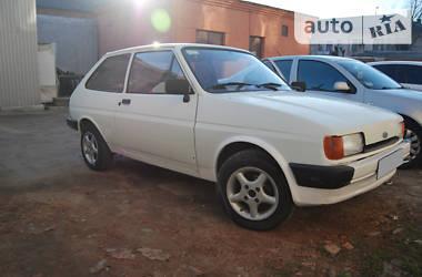 Ford Fiesta 1987 в Черновцах