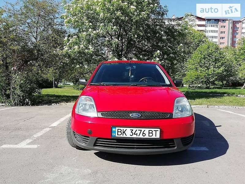 Ford Fiesta 2005 в Ровно