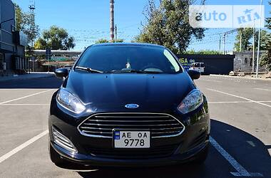 Ford Fiesta 2019 в Днепре