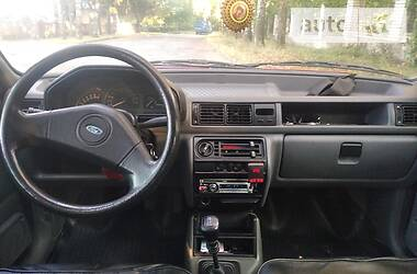 Ford Fiesta 1989 в Черновцах