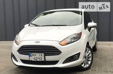 Ford Fiesta 2013 в Одессе