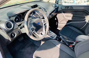 Хетчбек Ford Fiesta 2017 в Херсоні