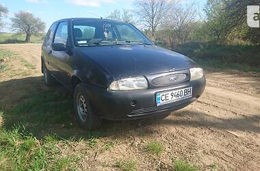 Ford Fiesta 1996 в Глыбокой