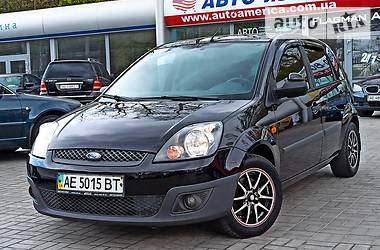 Ford Fiesta 2007 в Днепре