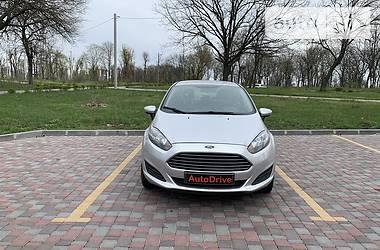 Седан Ford Fiesta 2017 в Кропивницком