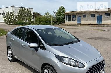 Ford Fiesta 2019 в Иваничах