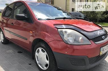 Хэтчбек Ford Fiesta 2008 в Ровно