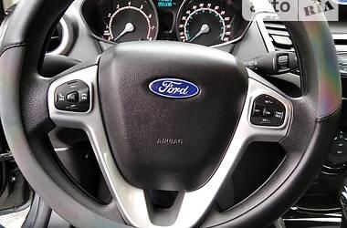 Седан Ford Fiesta 2019 в Киеве