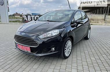 Хетчбек Ford Fiesta 2014 в Києві