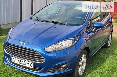 Хетчбек Ford Fiesta 2018 в Києві