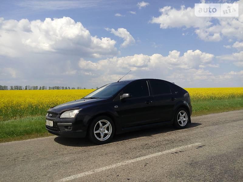 Ford Focus 2007 в Кропивницком