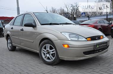 Ford Focus 2.0 Automat 2001
