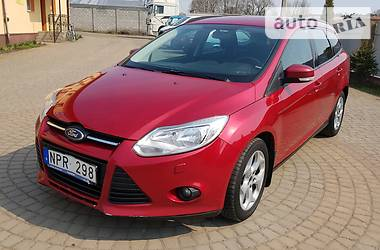 Ford Focus 2011 в Радивилове