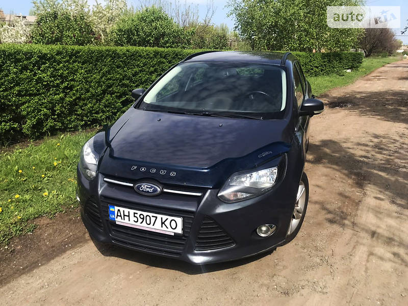 Ford Focus 2013 года в Донецке