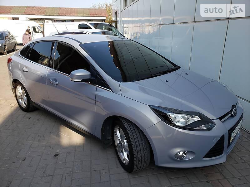 Ford Focus 2012 року в Донецьку