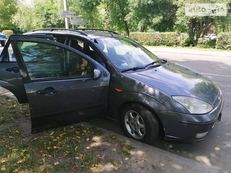 Ford Focus 2003 в Луцке
