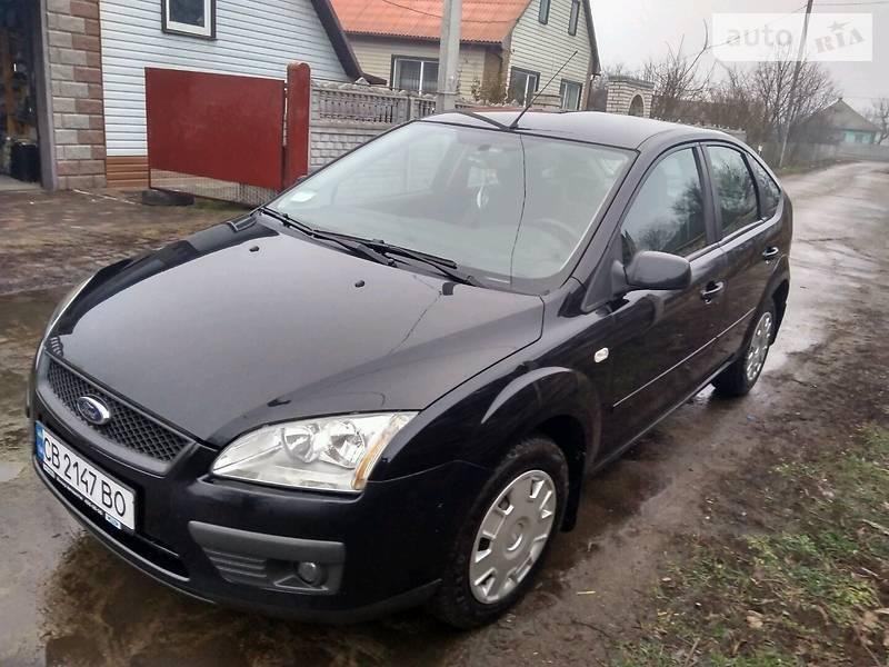 Ford Focus 2007 в Прилуках