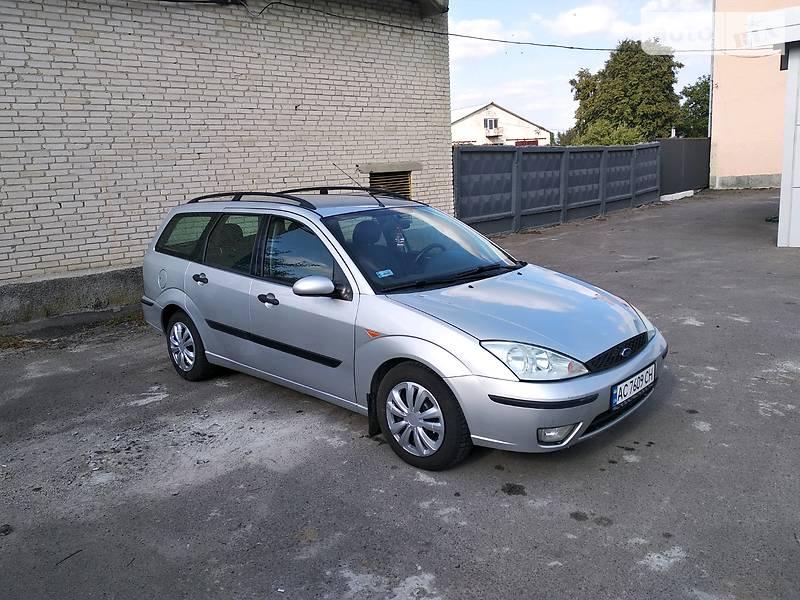 Ford Focus 2002 в Луцке