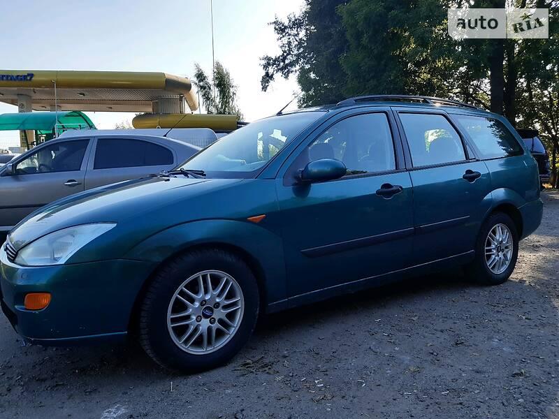 Ford Focus 2001 в Виннице