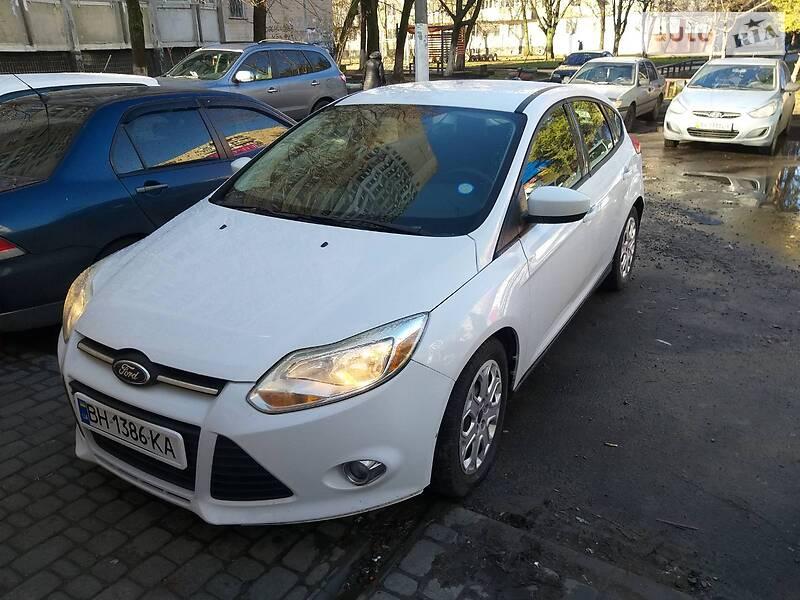 Ford Focus 2012 в Одессе