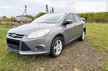 Ford Focus 2015 в Ивано-Франковске