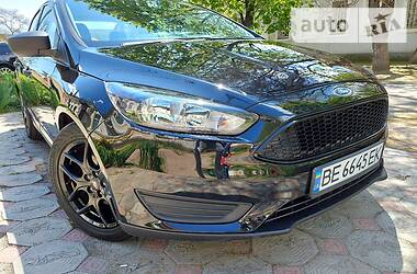 Седан Ford Focus 2018 в Николаеве